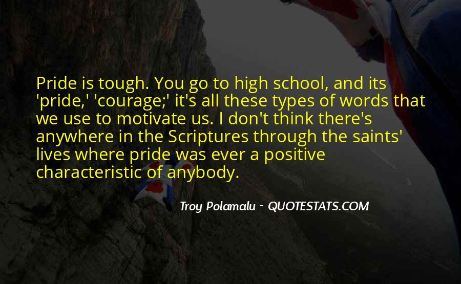 Troy Polamalu Quotes #1646346