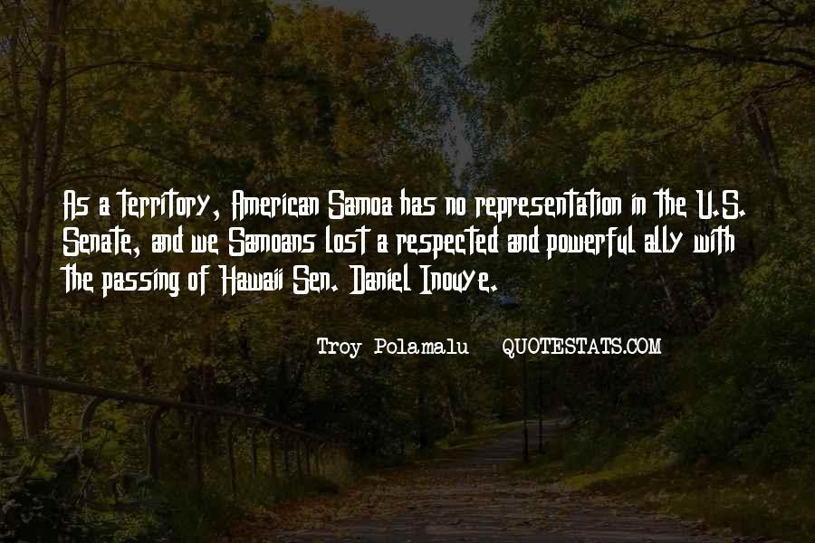 Troy Polamalu Quotes #1876313