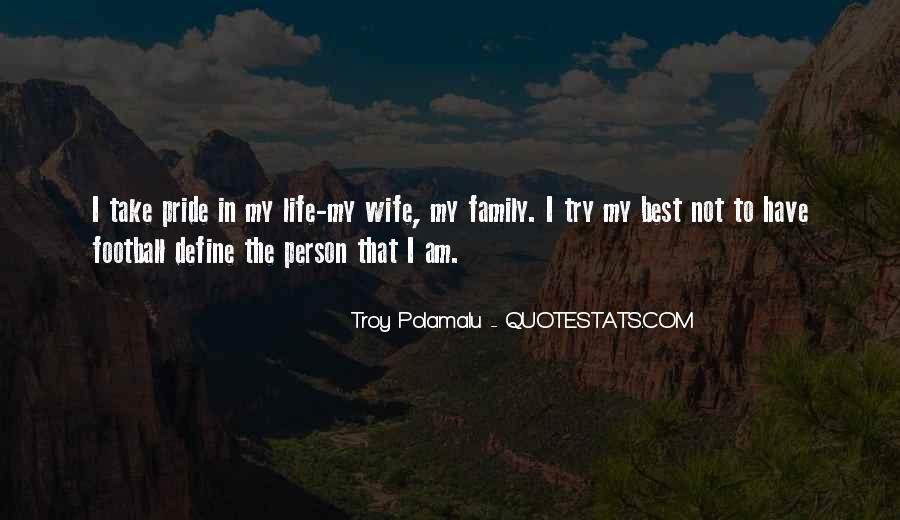 Troy Polamalu Quotes #205003