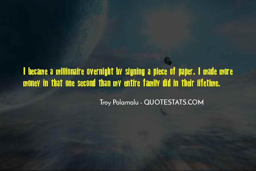 Troy Polamalu Quotes #233066
