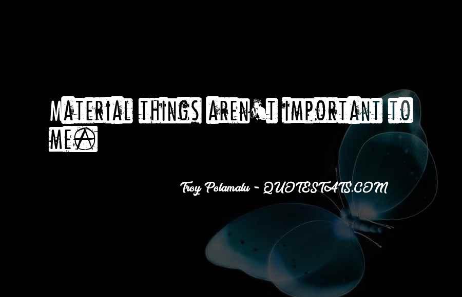Troy Polamalu Quotes #245371