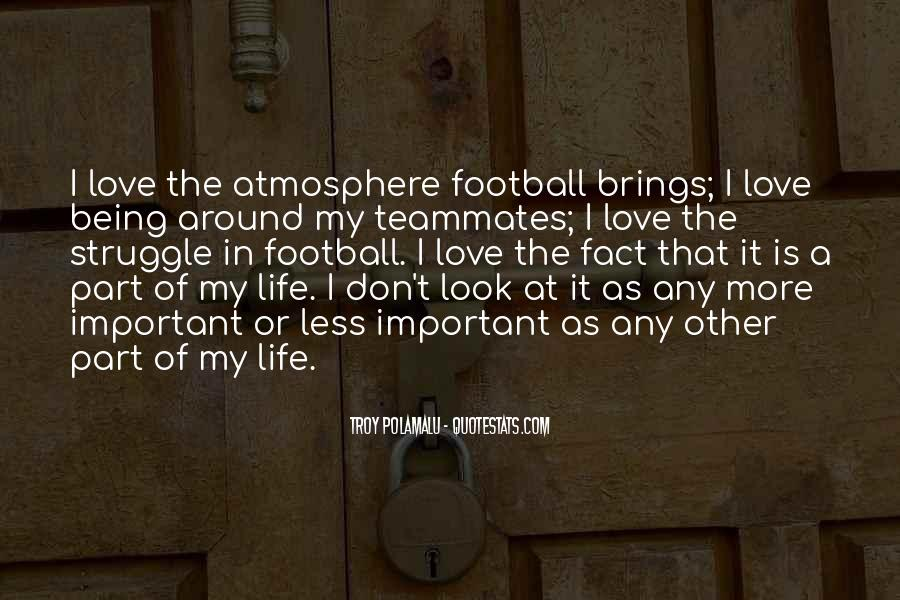 Troy Polamalu Quotes #304103