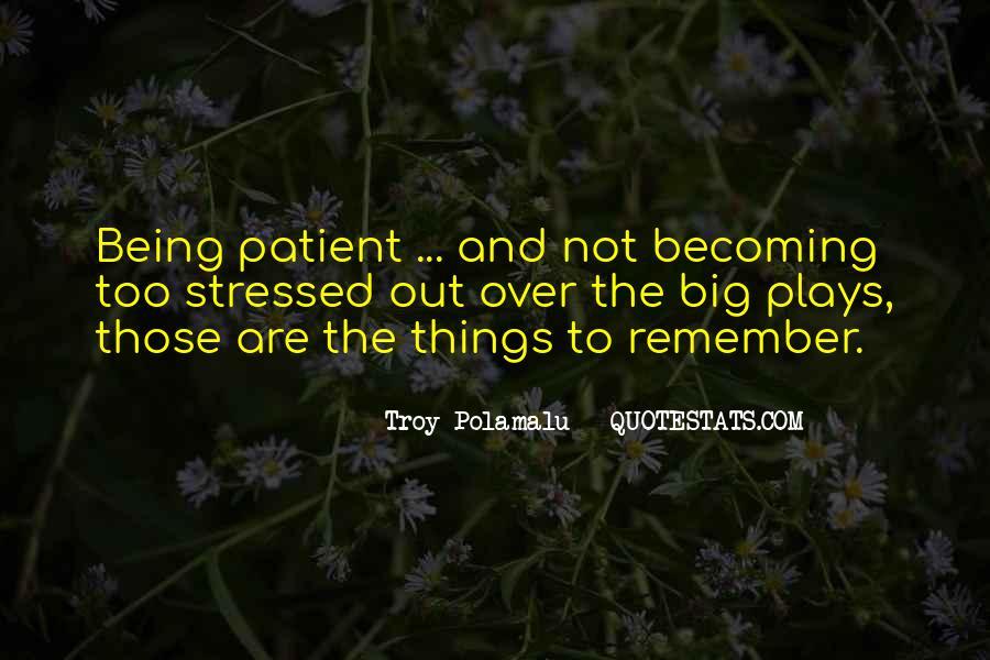 Troy Polamalu Quotes #357256