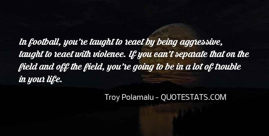 Troy Polamalu Quotes #359201