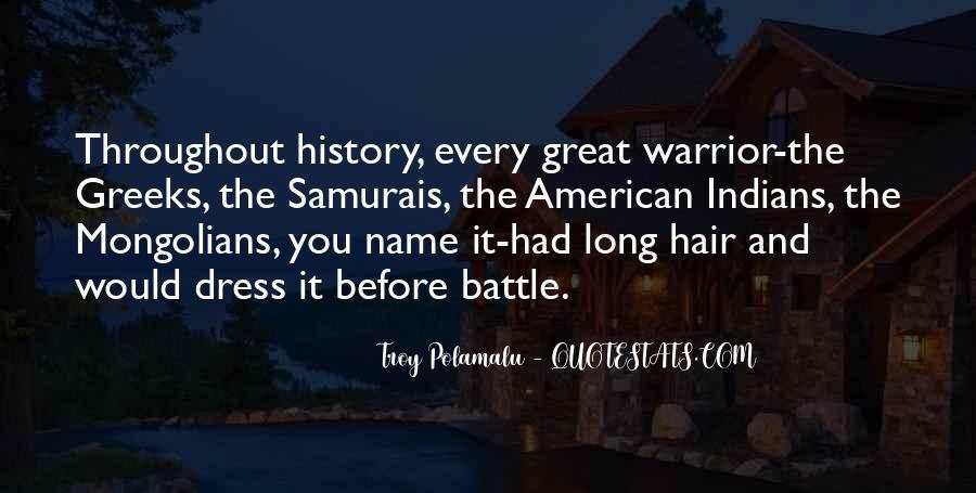 Troy Polamalu Quotes #387659