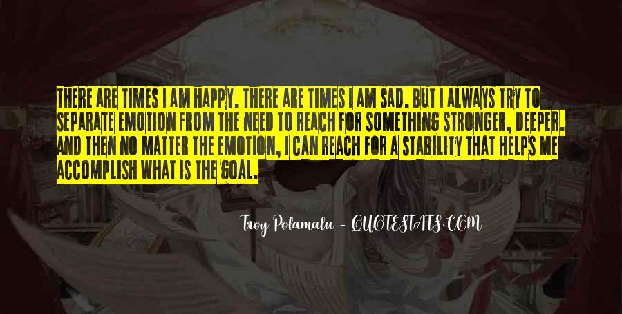 Troy Polamalu Quotes #643634