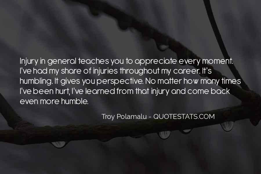 Troy Polamalu Quotes #851489