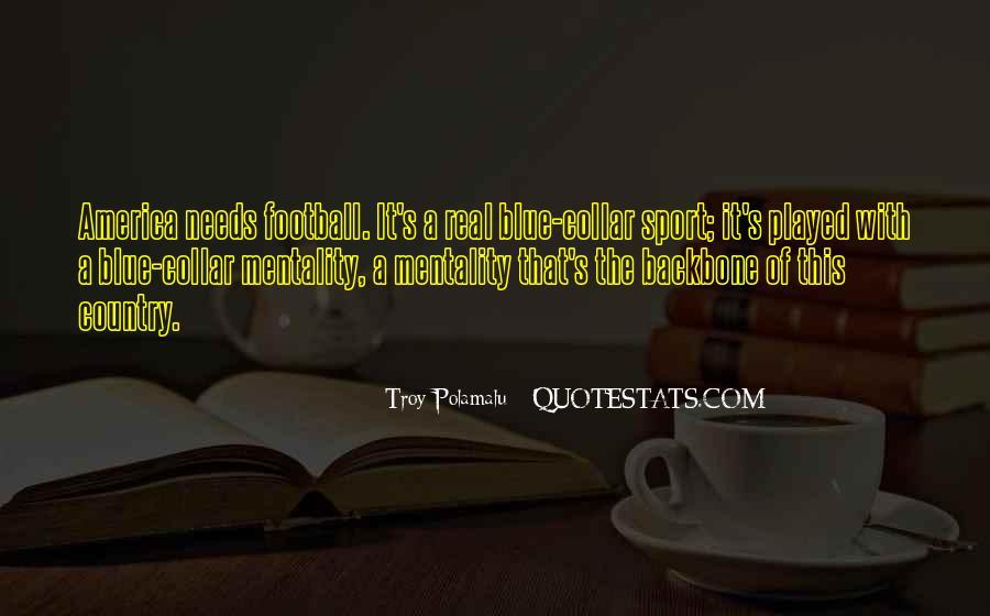 Troy Polamalu Quotes #92258