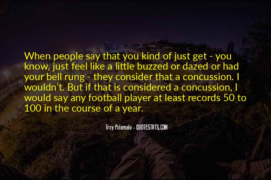 Troy Polamalu Quotes #964042