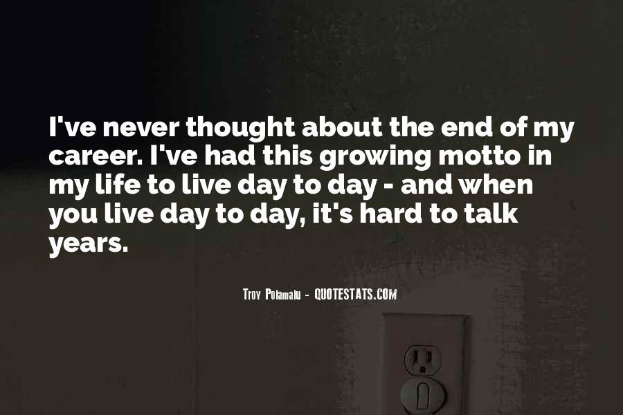 Troy Polamalu Quotes #965443