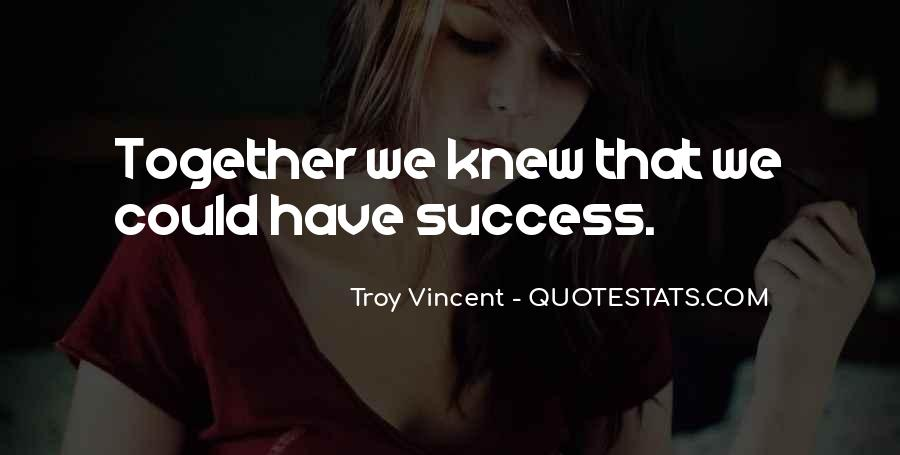 Troy Vincent Quotes #217499