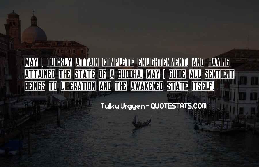 Tulku Urgyen Quotes #1410214