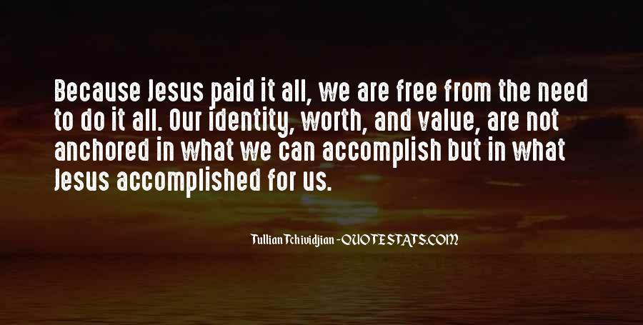 Tullian Tchividjian Quotes #1008083