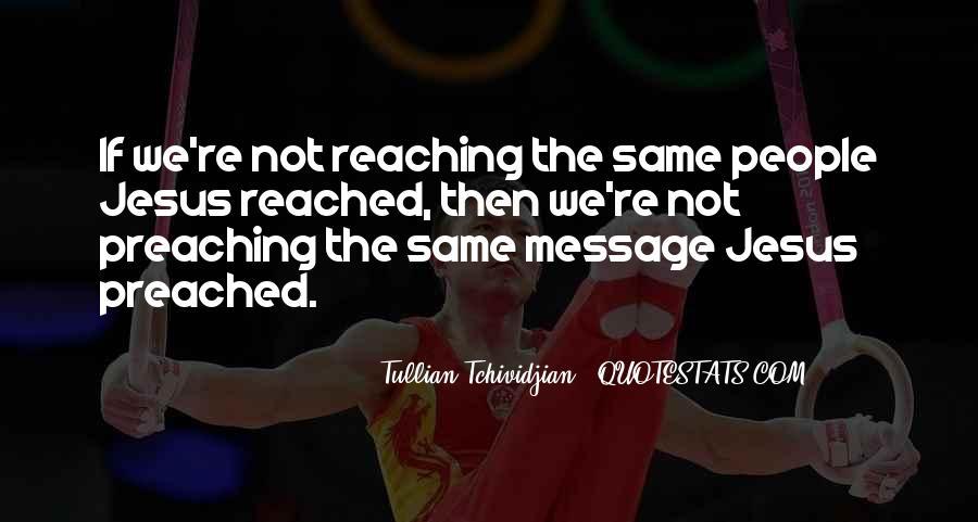 Tullian Tchividjian Quotes #1033345