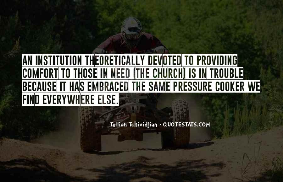 Tullian Tchividjian Quotes #1182061
