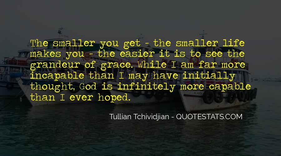 Tullian Tchividjian Quotes #1324702