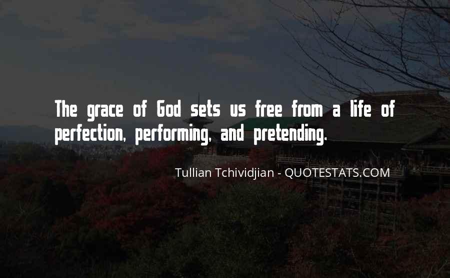 Tullian Tchividjian Quotes #135349