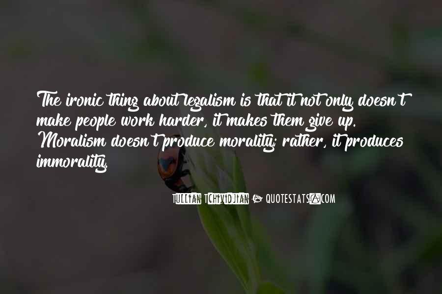 Tullian Tchividjian Quotes #1409919