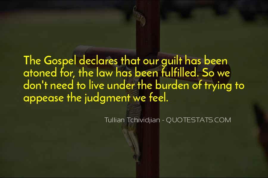 Tullian Tchividjian Quotes #1425982