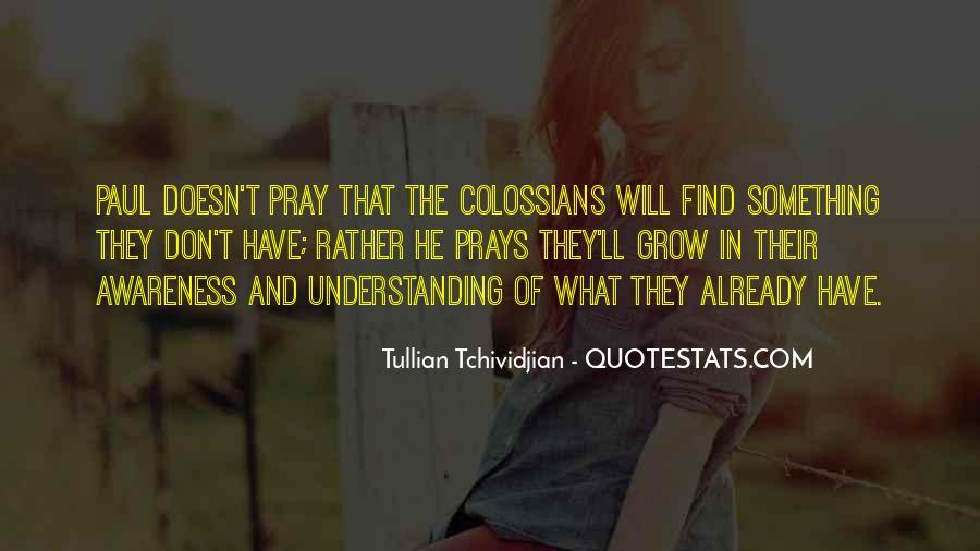 Tullian Tchividjian Quotes #1654128