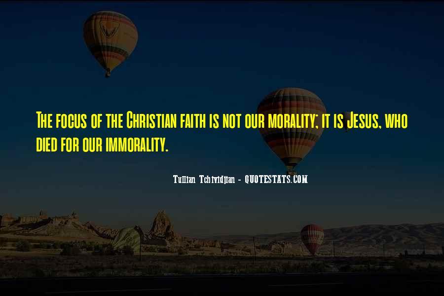 Tullian Tchividjian Quotes #1733622