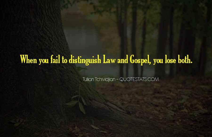 Tullian Tchividjian Quotes #177348