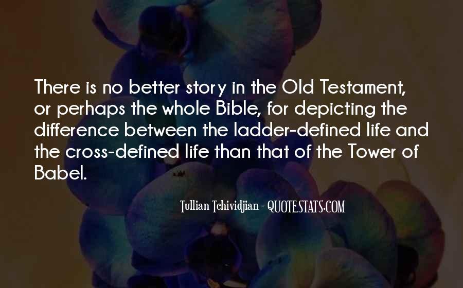 Tullian Tchividjian Quotes #1804247