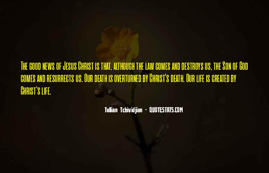 Tullian Tchividjian Quotes #236390