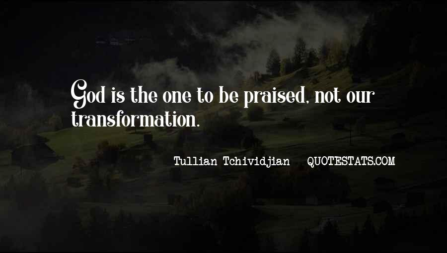 Tullian Tchividjian Quotes #239045