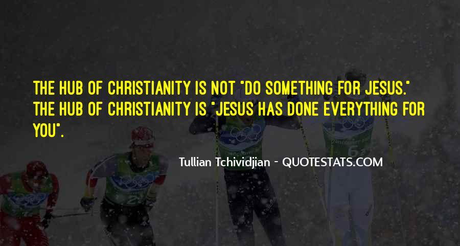 Tullian Tchividjian Quotes #297006