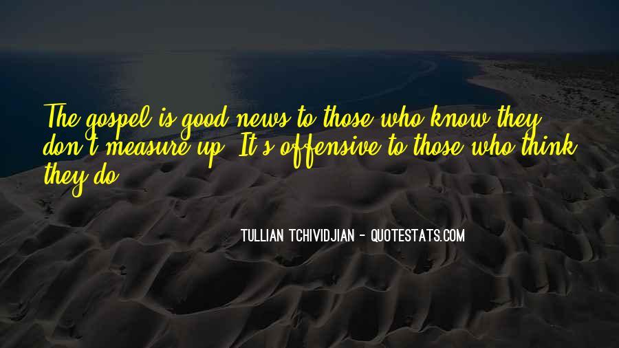 Tullian Tchividjian Quotes #367058
