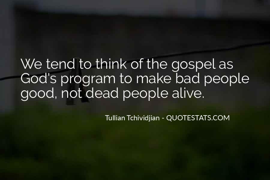 Tullian Tchividjian Quotes #377483