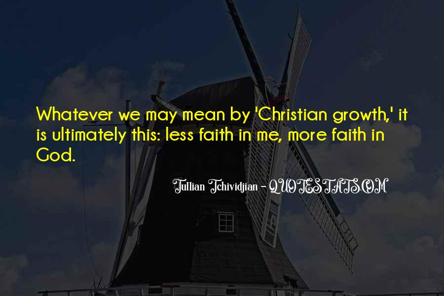 Tullian Tchividjian Quotes #43806