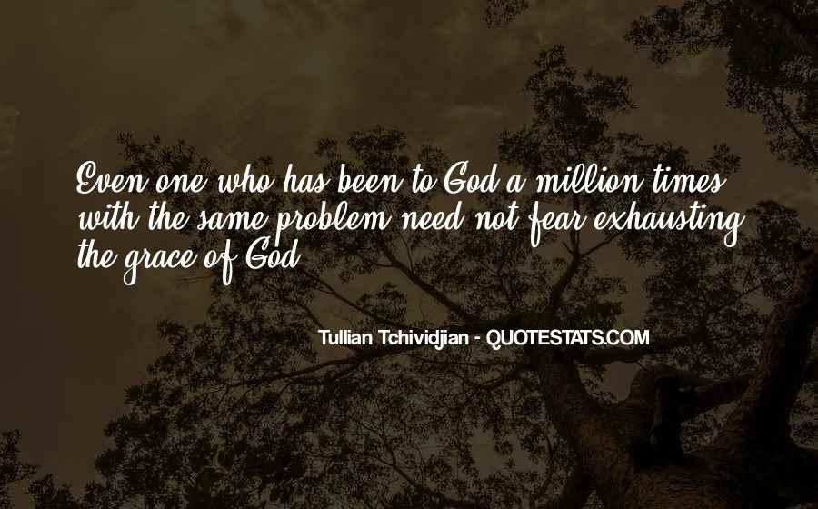 Tullian Tchividjian Quotes #455241