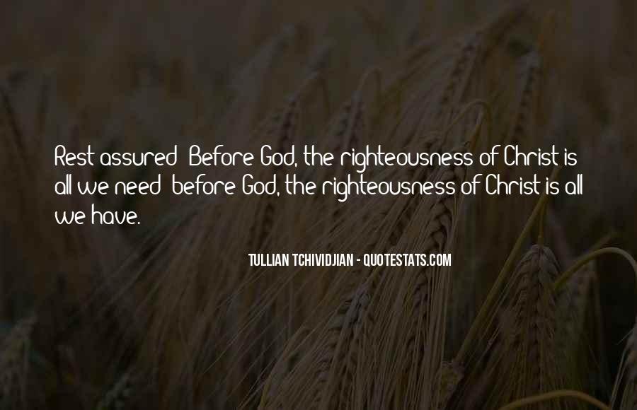 Tullian Tchividjian Quotes #498125