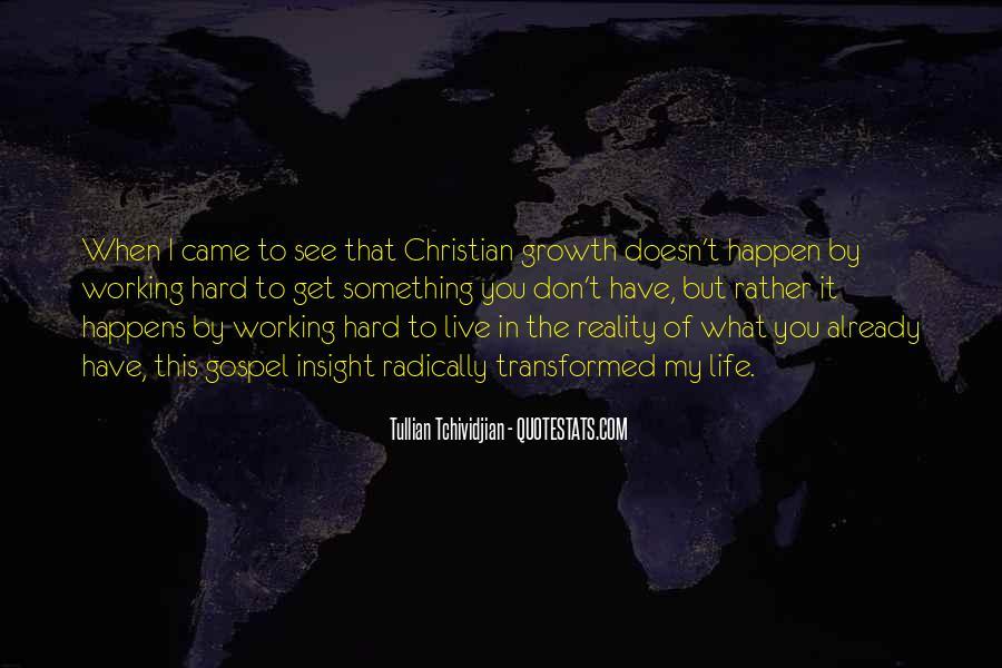 Tullian Tchividjian Quotes #521942