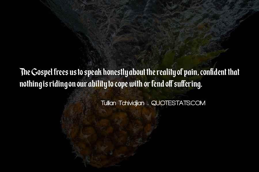 Tullian Tchividjian Quotes #739421