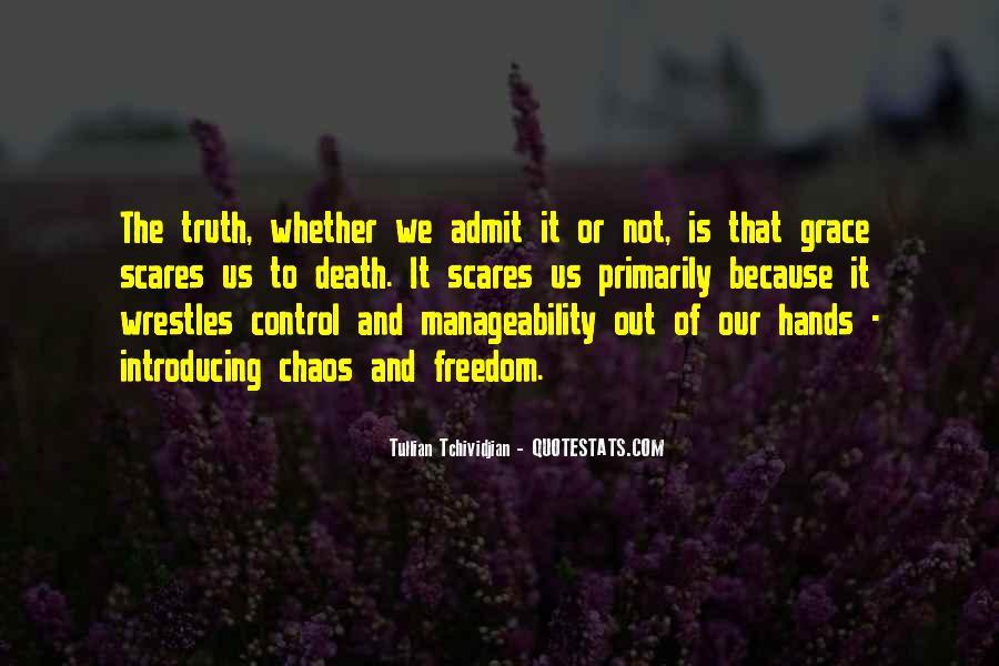 Tullian Tchividjian Quotes #748316