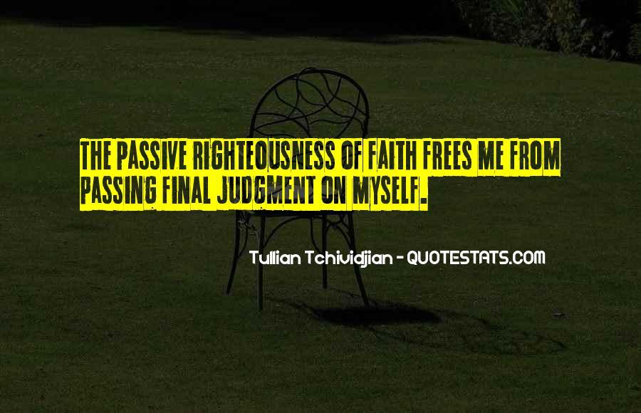 Tullian Tchividjian Quotes #760356