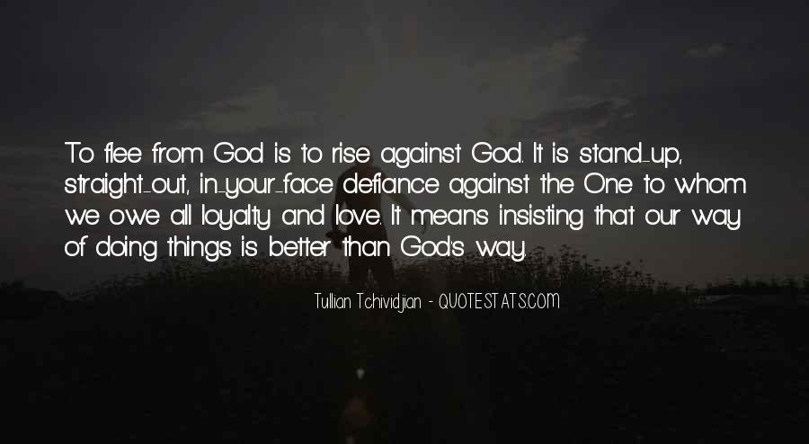 Tullian Tchividjian Quotes #835503