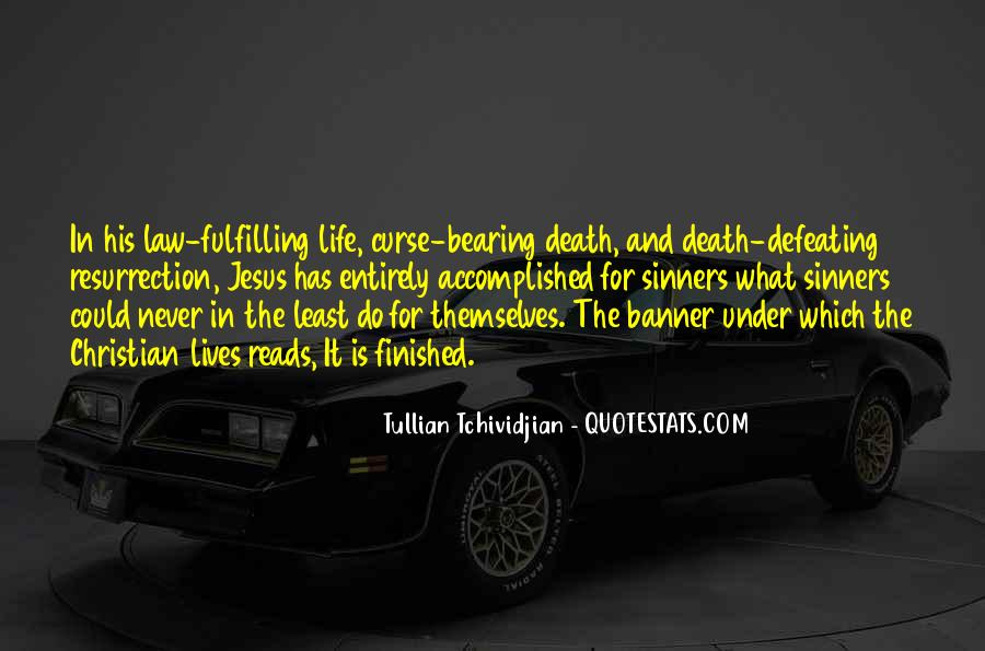 Tullian Tchividjian Quotes #842780
