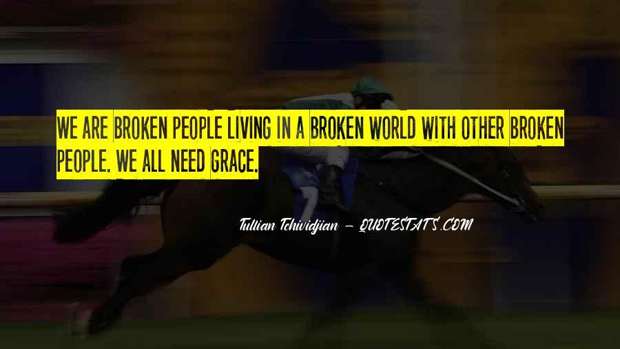 Tullian Tchividjian Quotes #849500