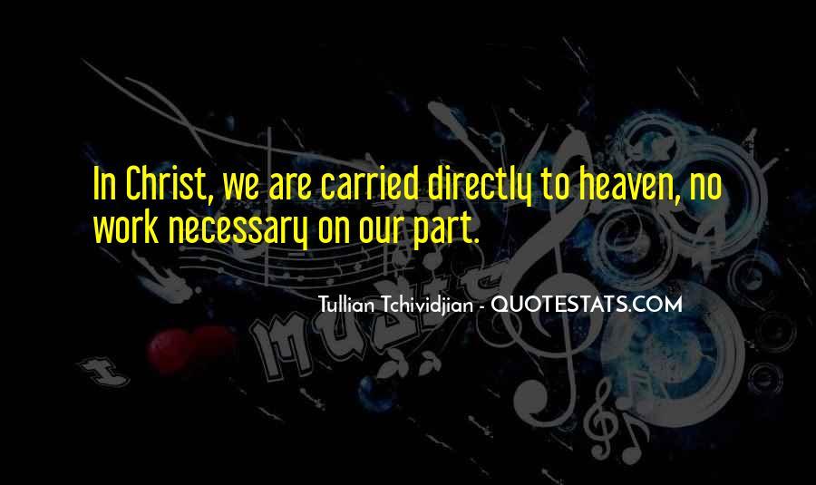 Tullian Tchividjian Quotes #897272