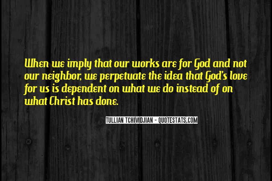 Tullian Tchividjian Quotes #923706