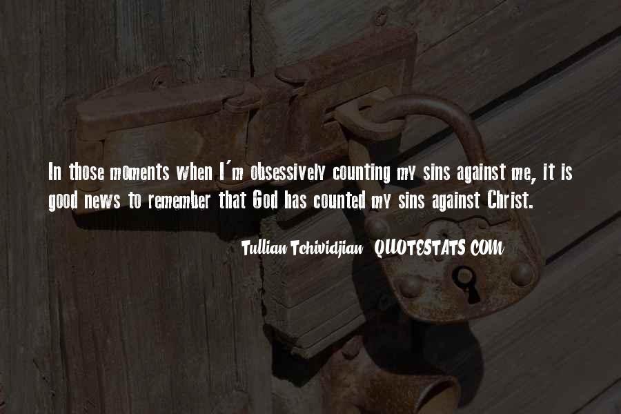 Tullian Tchividjian Quotes #960133
