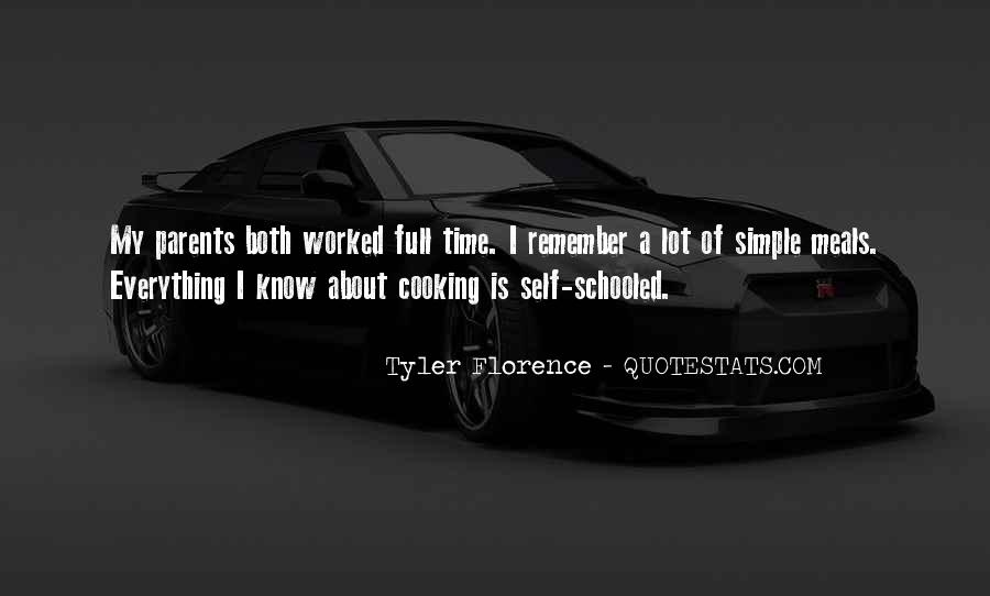 Tyler Florence Quotes #1019524