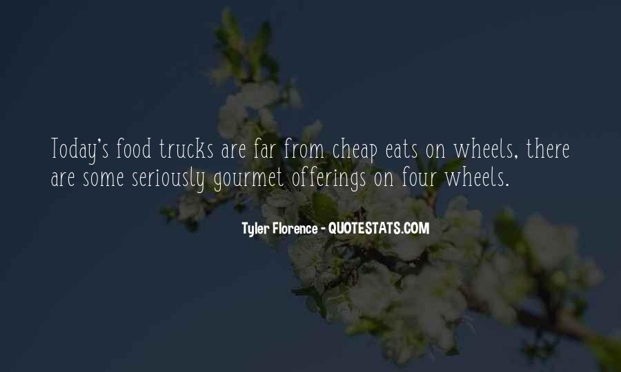 Tyler Florence Quotes #1031346