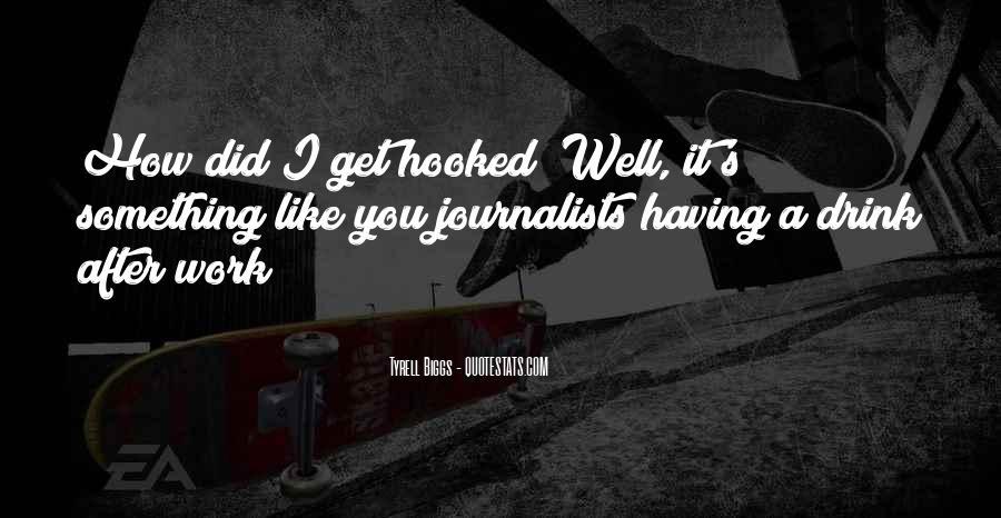 Tyrell Biggs Quotes #1313871