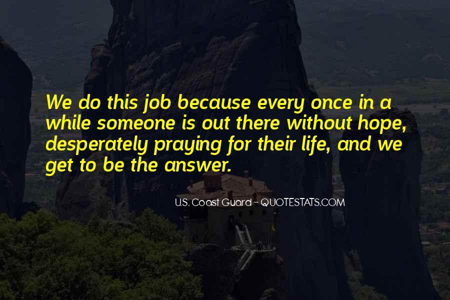U.S. Coast Guard Quotes #1035258
