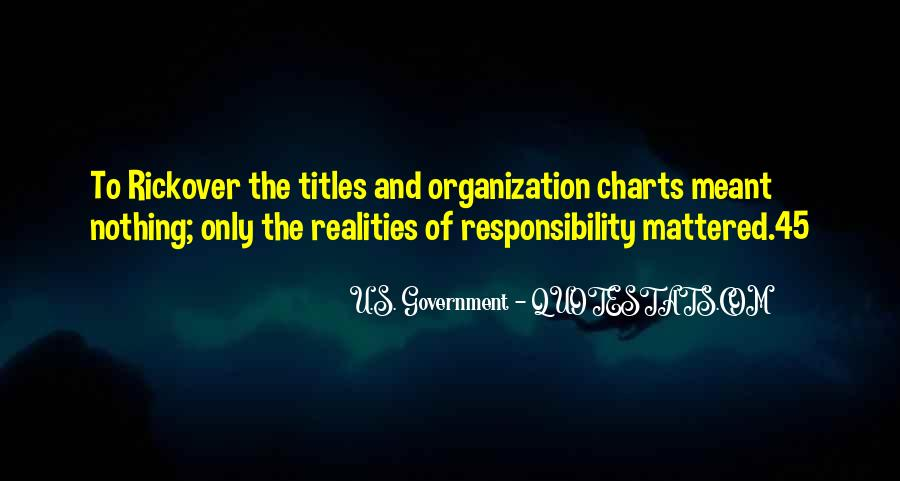 U.S. Government Quotes #599396